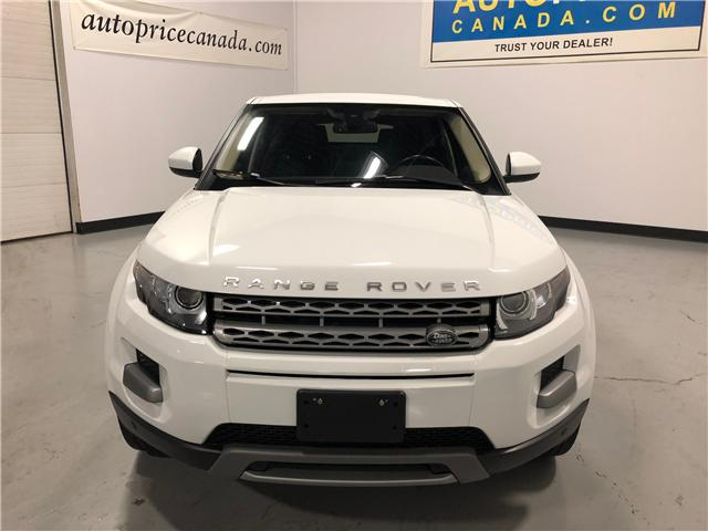 2015 Land Rover Range Rover Evoque Pure (Stk: B9817) in Mississauga - Image 2 of 27