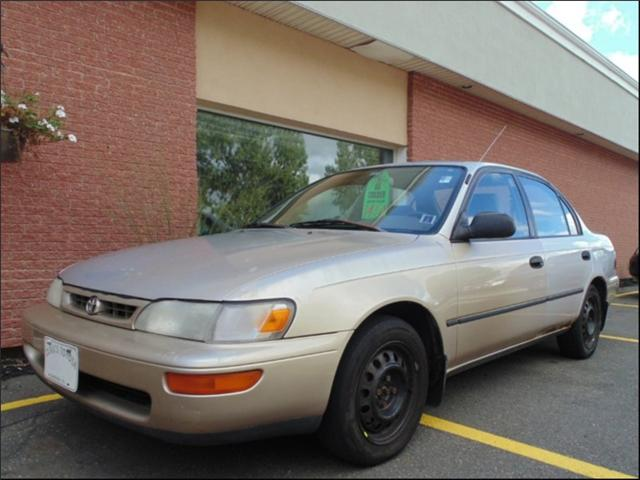 1997 Toyota Corolla DX 1.8 (Stk: 9931A) In Charlottetown   Image 1 Of ...