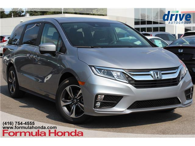 2019 Honda Odyssey EX (Stk: 19-0069) in Scarborough - Image 1 of 11