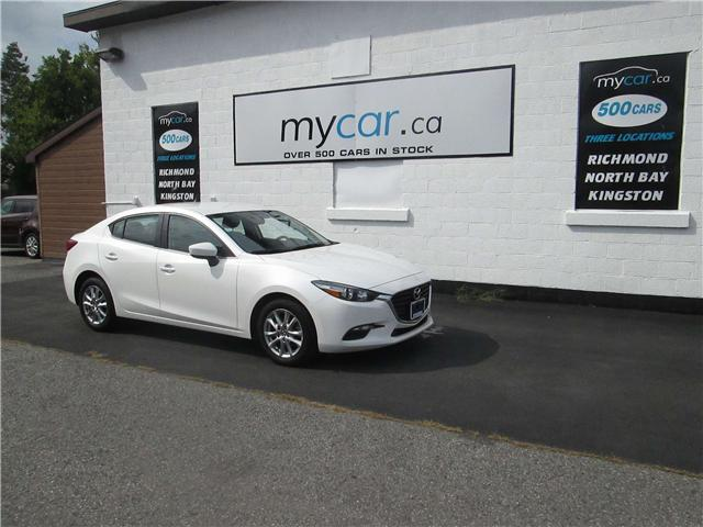 2017 Mazda Mazda3 SE (Stk: 181425) in North Bay - Image 2 of 13