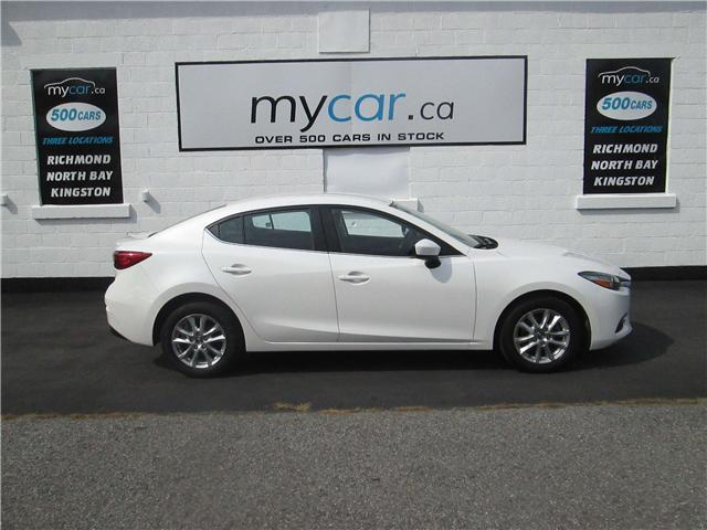 2017 Mazda Mazda3 SE (Stk: 181425) in North Bay - Image 1 of 13