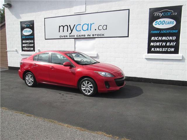 2013 Mazda Mazda3 GS-SKY (Stk: 181341) in Richmond - Image 2 of 12