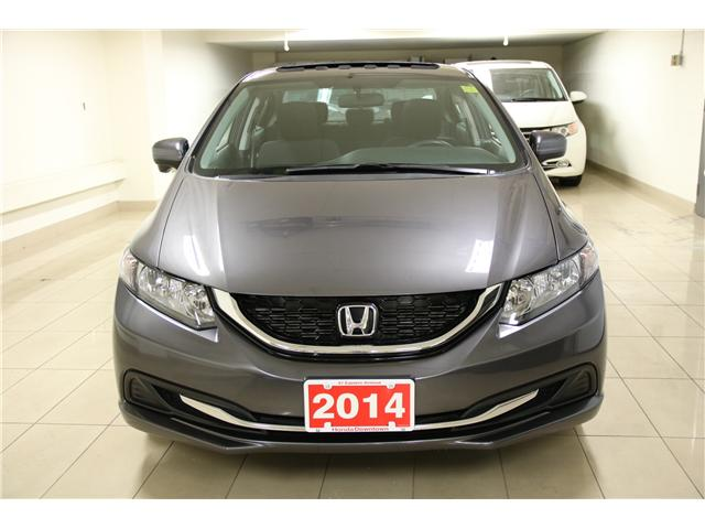 2014 Honda Civic EX (Stk: A181129A) in Toronto - Image 8 of 25