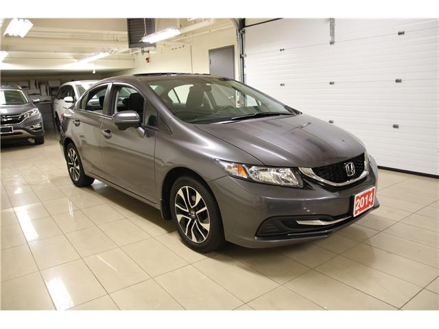2014 Honda Civic EX (Stk: A181129A) in Toronto - Image 7 of 25