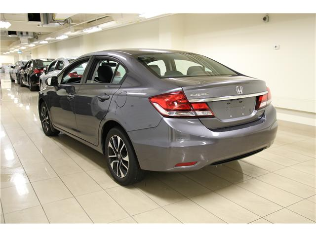 2014 Honda Civic EX (Stk: A181129A) in Toronto - Image 3 of 25