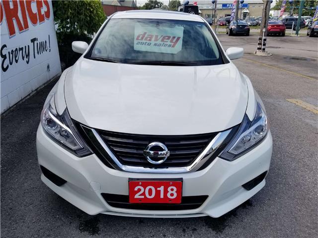 2018 Nissan Altima 2.5 SV (Stk: 18-617) in Oshawa - Image 2 of 18