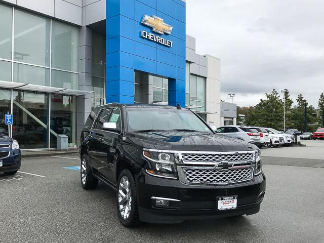 2019 Chevrolet Tahoe Premier (Stk: 9TA87490) in North Vancouver - Image 2 of 13