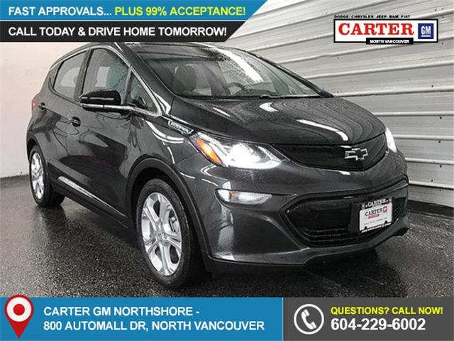 2019 Chevrolet Bolt EV LT (Stk: 9B27980) in Vancouver - Image 1 of 12