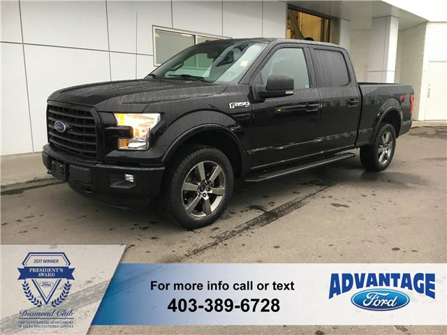 2016 Ford F-150 XLT (Stk: J-1886A) in Calgary - Image 1 of 16