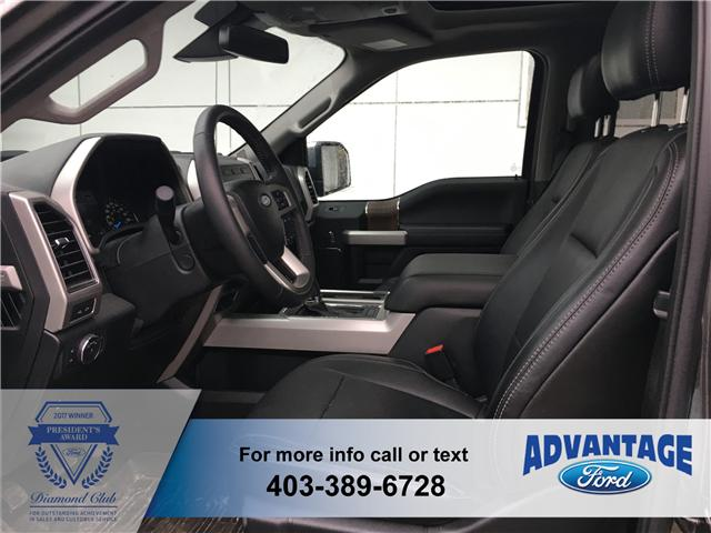2017 Ford F-150 Lariat (Stk: T22541A) in Calgary - Image 2 of 16