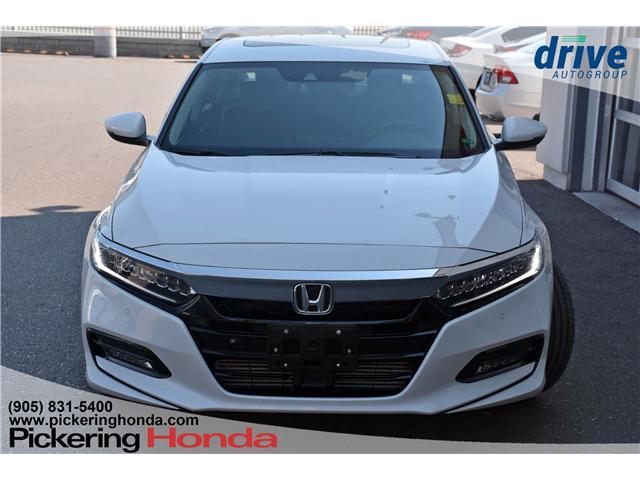 2018 Honda Accord Touring (Stk: P4372) in Pickering - Image 2 of 29