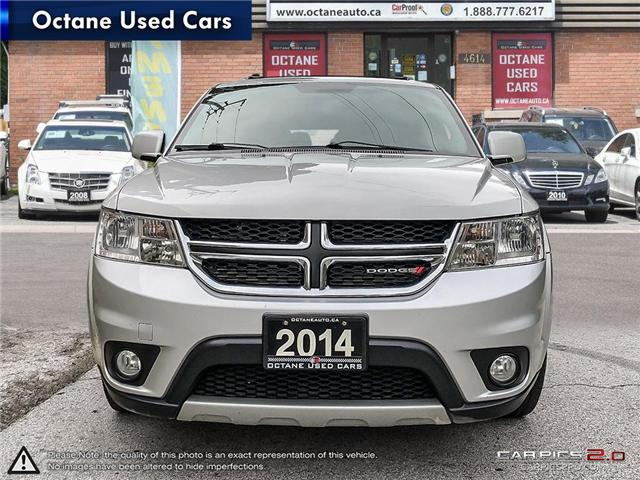 2014 Dodge Journey SXT (Stk: ) in Scarborough - Image 2 of 24