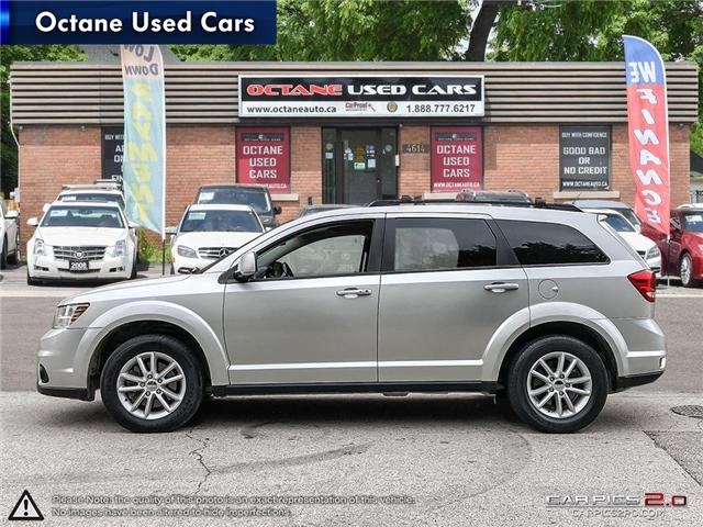 2014 Dodge Journey SXT (Stk: ) in Scarborough - Image 3 of 24