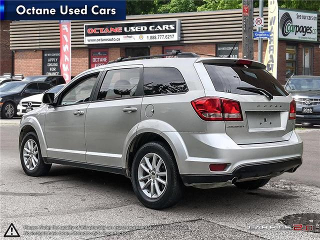 2014 Dodge Journey SXT (Stk: ) in Scarborough - Image 4 of 24