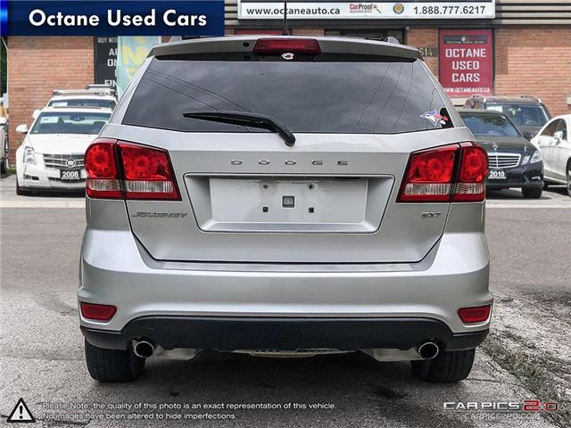 2014 Dodge Journey SXT (Stk: ) in Scarborough - Image 5 of 24