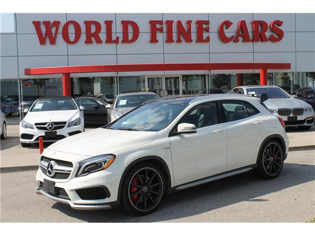 2015 Mercedes-Benz GLA-Class  (Stk: 052101) in Toronto - Image 1 of 26
