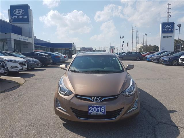 2016 Hyundai Elantra Sport Appearance (Stk: 27496A) in Scarborough - Image 2 of 12
