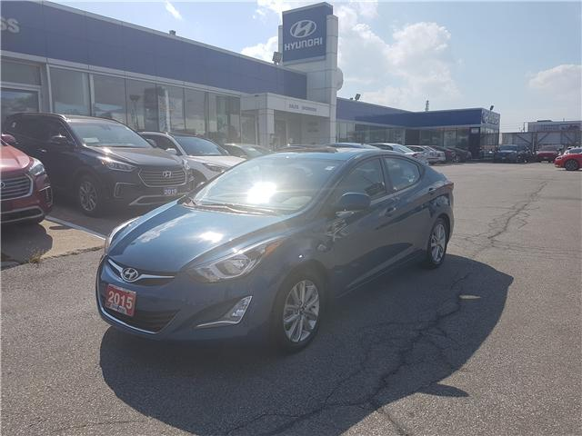 2015 Hyundai Elantra Sport Appearance (Stk: 27902A) in Scarborough - Image 3 of 12