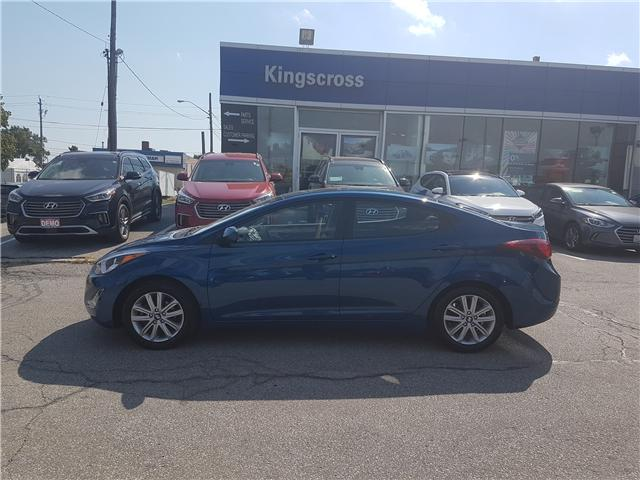 2015 Hyundai Elantra Sport Appearance (Stk: 27902A) in Scarborough - Image 1 of 12
