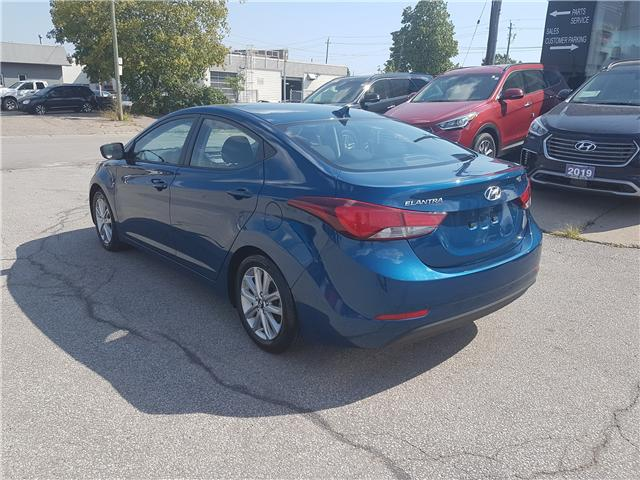 2015 Hyundai Elantra Sport Appearance (Stk: 27902A) in Scarborough - Image 4 of 12