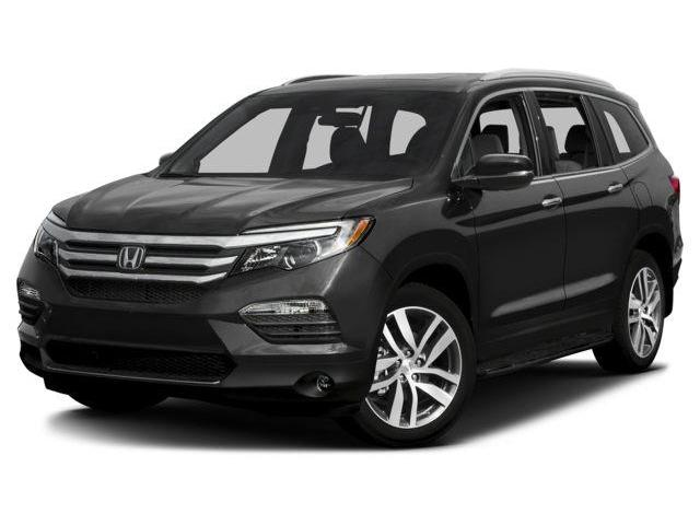 2016 Honda Pilot Touring (Stk: H6105A) in Sault Ste. Marie - Image 1 of 1