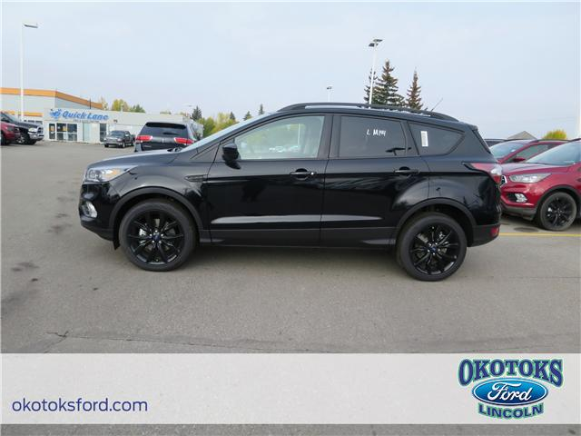 2018 Ford Escape SE (Stk: JK-438) in Okotoks - Image 2 of 5