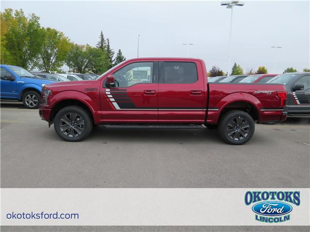2018 Ford F-150  (Stk: JK-480) in Okotoks - Image 2 of 5