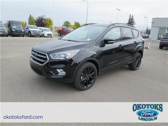 2018 Ford Escape Titanium (Stk: JK-492) in Okotoks - Image 1 of 5