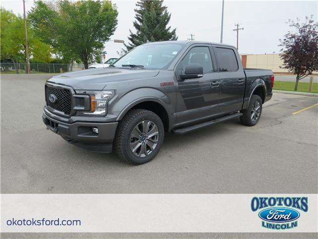 2018 Ford F-150  (Stk: JK-506) in Okotoks - Image 1 of 5