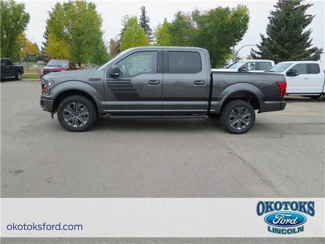 2018 Ford F-150  (Stk: JK-506) in Okotoks - Image 2 of 5