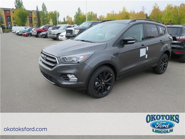 2018 Ford Escape Titanium (Stk: JK-507) in Okotoks - Image 1 of 5