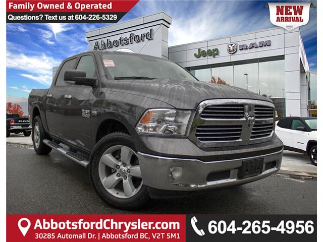 2017 RAM 1500 SLT (Stk: AG0692) in Abbotsford - Image 1 of 28