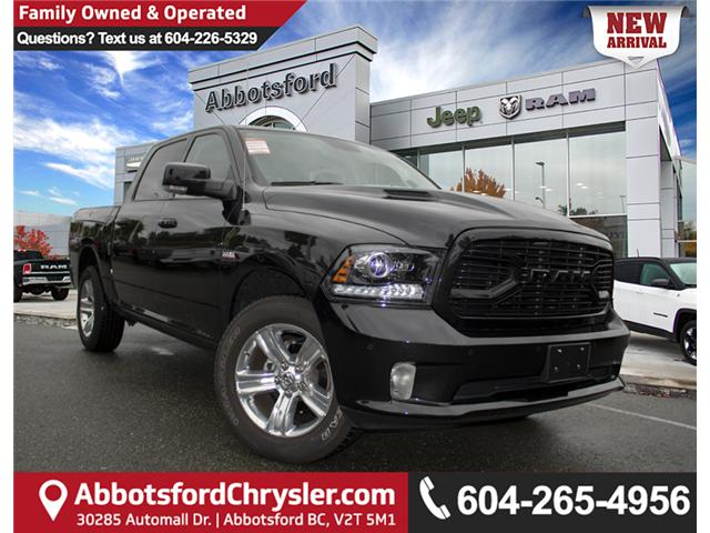 2018 RAM 1500 Sport (Stk: AG0825) in Abbotsford - Image 1 of 28