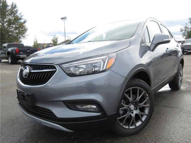 2019 Buick Encore Sport Touring (Stk: 4J32077) in Cranbrook - Image 2 of 20
