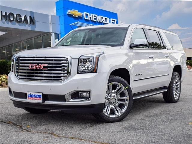 2019 GMC Yukon XL SLT (Stk: 9154230) in Scarborough - Image 1 of 28