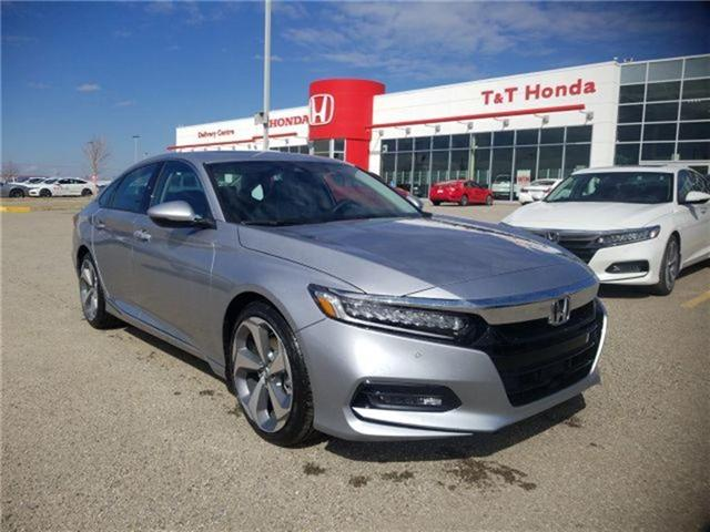2018 Honda Accord Touring (Stk: 6181356) in Calgary - Image 1 of 9