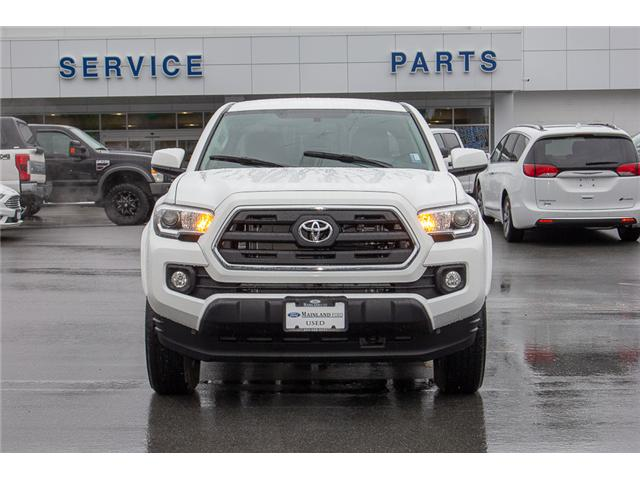 2017 Toyota Tacoma SR5 (Stk: 8F16356A) in Surrey - Image 2 of 30