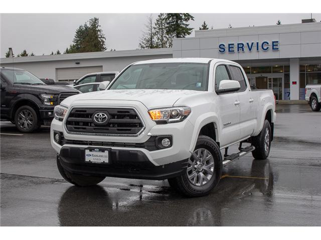 2017 Toyota Tacoma SR5 (Stk: 8F16356A) in Surrey - Image 3 of 30