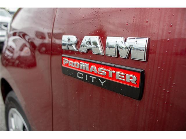 2015 RAM ProMaster City SLT (Stk: ZFBERFDT5F6952052) in Surrey - Image 8 of 28