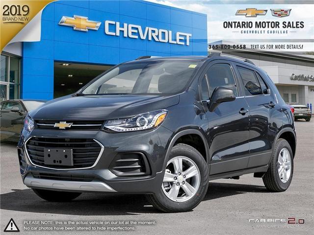 2019 Chevrolet Trax LT (Stk: 9100210) in Oshawa - Image 1 of 19