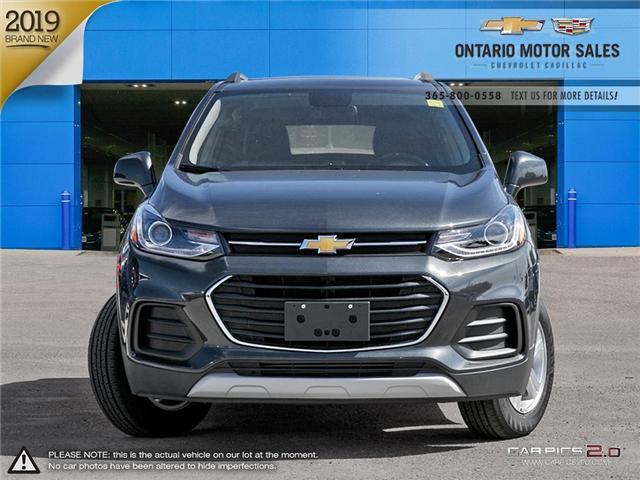 2019 Chevrolet Trax LT (Stk: 9100210) in Oshawa - Image 2 of 19