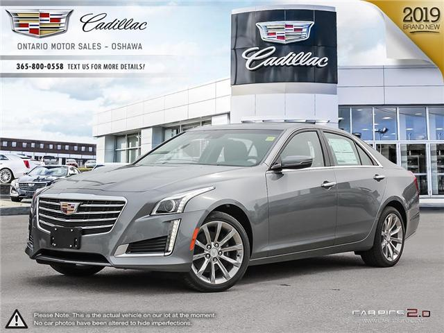2019 Cadillac CTS 3.6L Luxury (Stk: 9100671) in Oshawa - Image 1 of 18