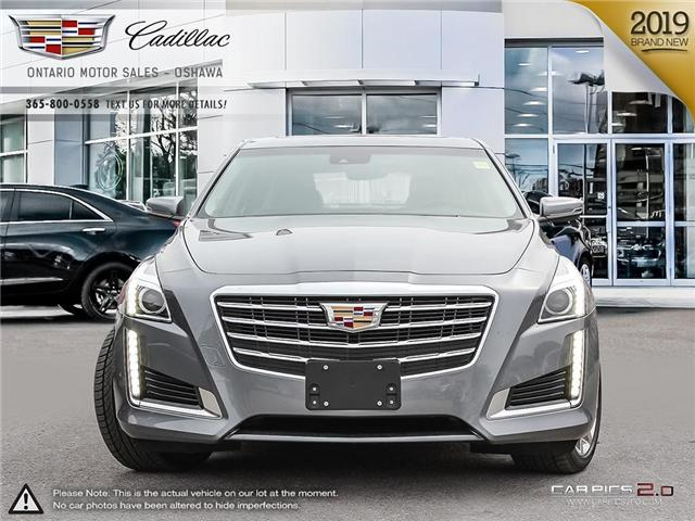 2019 Cadillac CTS 3.6L Luxury (Stk: 9100671) in Oshawa - Image 2 of 19