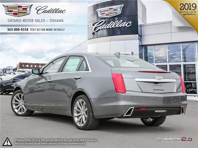 2019 Cadillac CTS 3.6L Luxury (Stk: 9100671) in Oshawa - Image 5 of 18