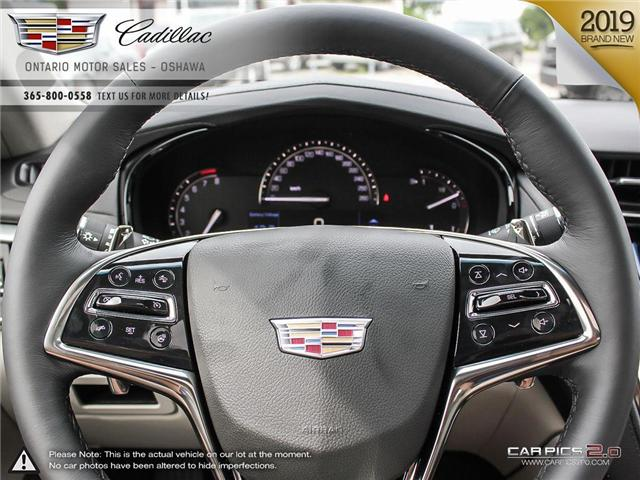 2019 Cadillac CTS 3.6L Luxury (Stk: 9100671) in Oshawa - Image 12 of 18