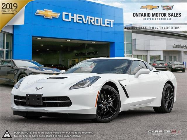 2019 Chevrolet Corvette Stingray (Stk: 9109024) in Oshawa - Image 1 of 19