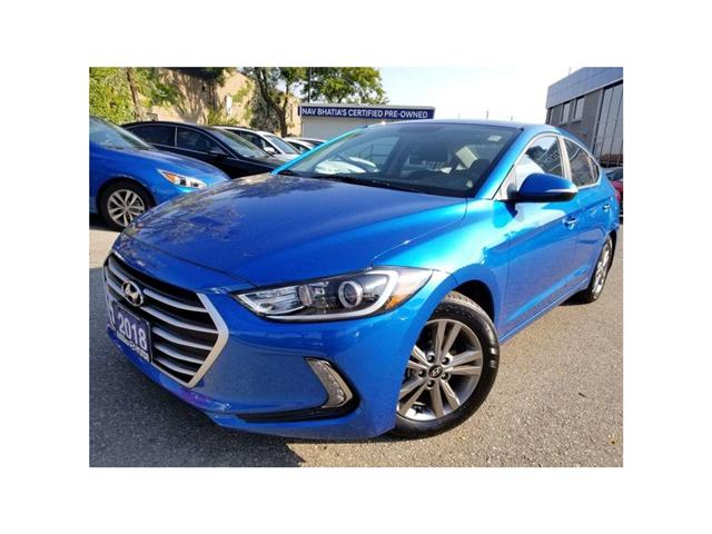 2018 Hyundai Elantra GL SE-Sunroof and Alloy GREAT DEAL..!! (Stk: op9969) in Mississauga - Image 1 of 21