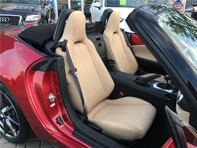 2017 Mazda MX-5 GT (Stk: 25926) in East York - Image 25 of 28