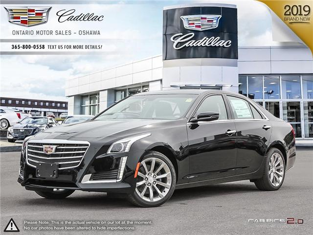 2019 Cadillac CTS 3.6L Luxury (Stk: 9100446) in Oshawa - Image 1 of 18