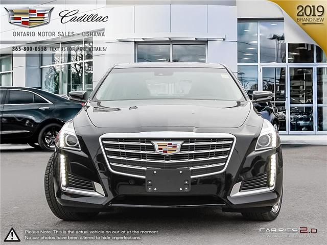 2019 Cadillac CTS 3.6L Luxury (Stk: 9100446) in Oshawa - Image 2 of 18